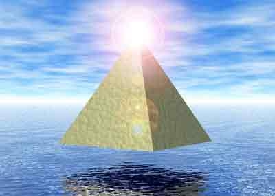 ピラミッドパワー